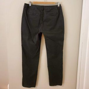 a new day Pants & Jumpsuits - a new day womens slim chino pants, black Size 10